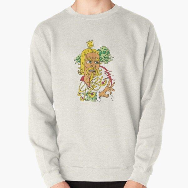 Royal plague Pullover Sweatshirt
