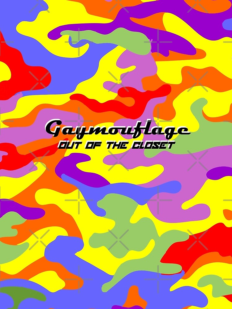 Gaymouflage - Out of the Closet by GR8DZINE