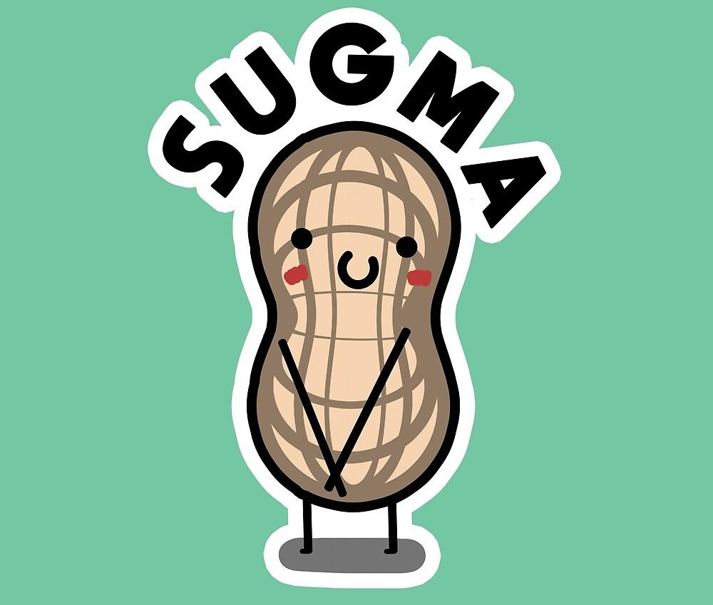 Sugma Nuts by vonbalanon