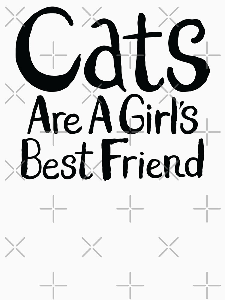 Cats are a girl's best friend. by Sketchbrooke