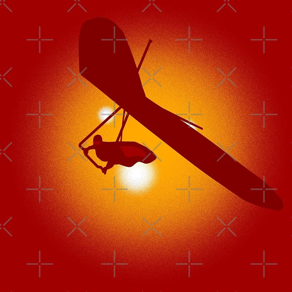 hang-glider by Sibo Miller