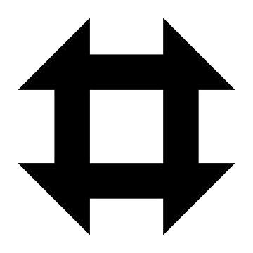 Detroit - Jericho Symbol by Lyneary