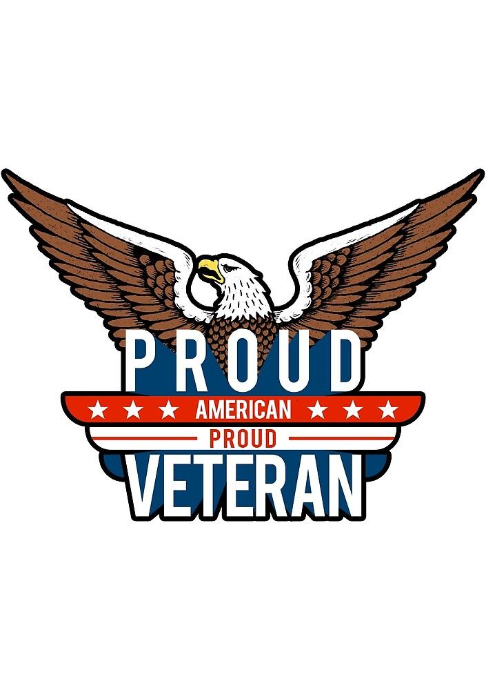 Proud American Veteran by azheeq
