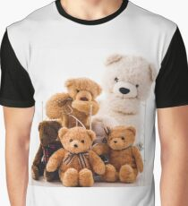Teddy Bears Graphic T-Shirt