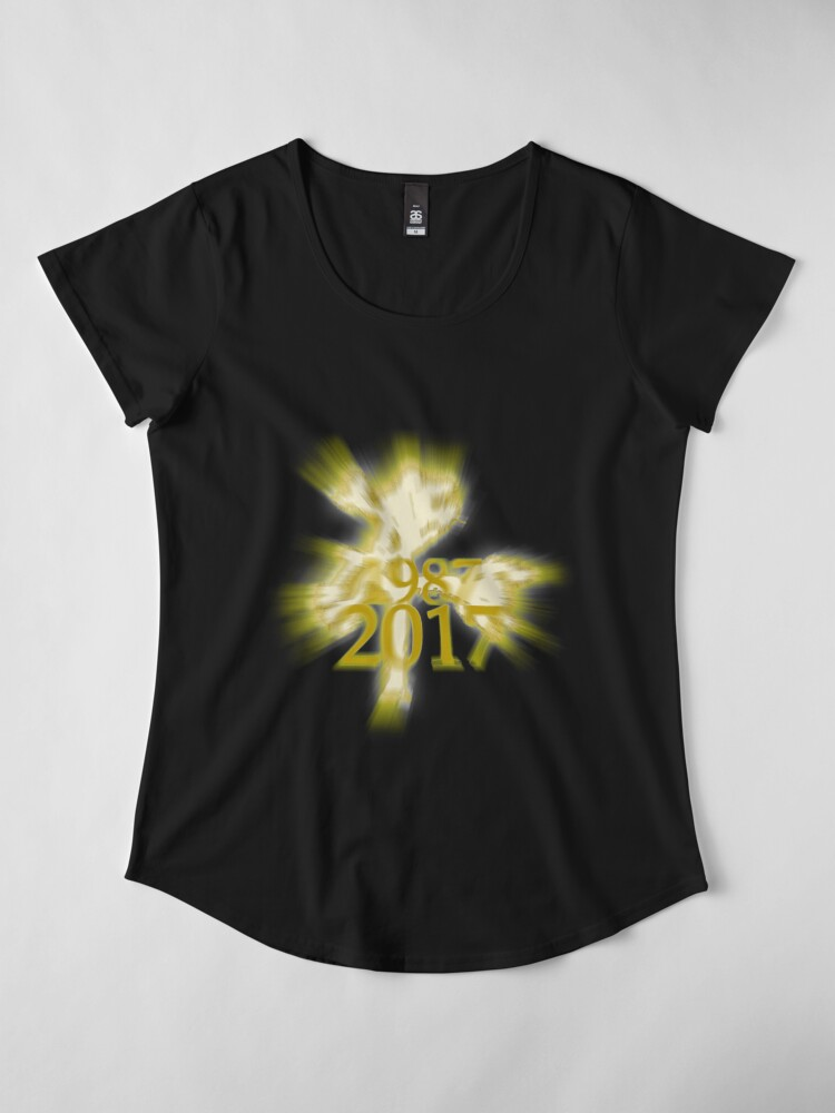 Alternate view of u2 the joshua tree tour 2017 Women's Premium T-Shirt