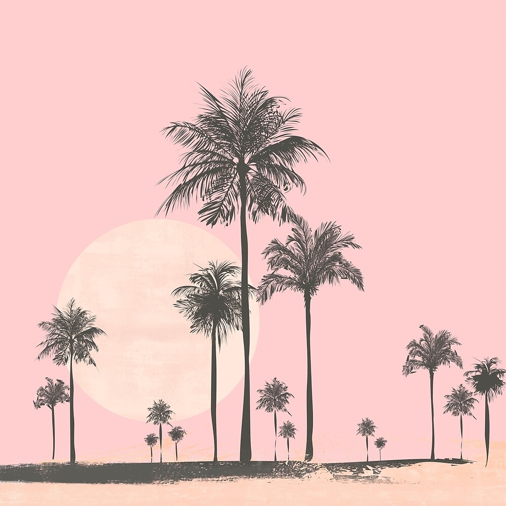 Paradise Beach Sunset by artsandsoul