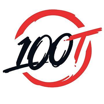 100 THIEVES by picksa