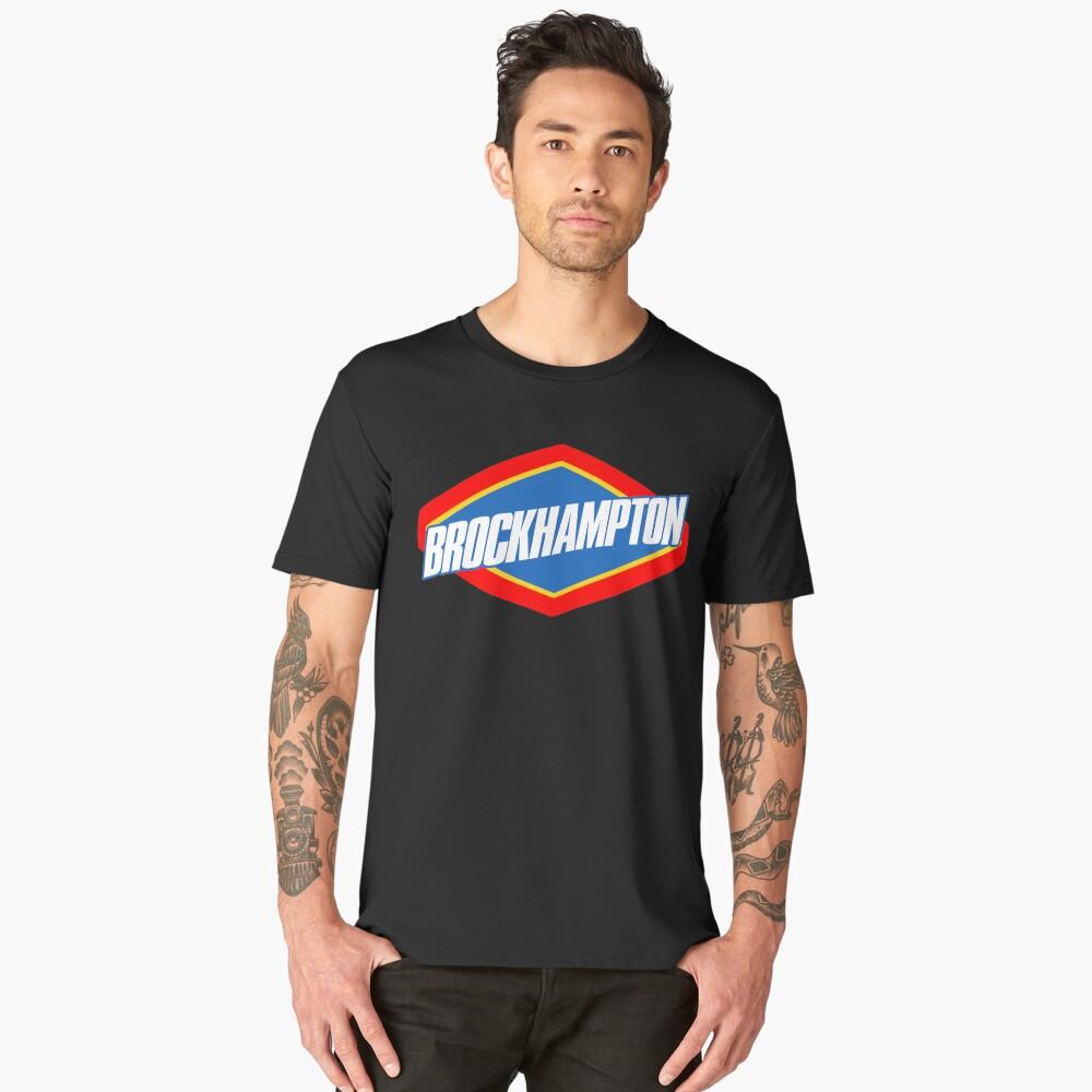 Brockhampton Men's Premium T-Shirt Front