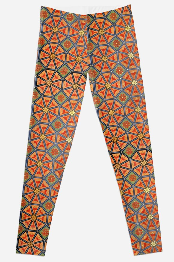 Jewish Moorish Pattern by Geoffrey Higges