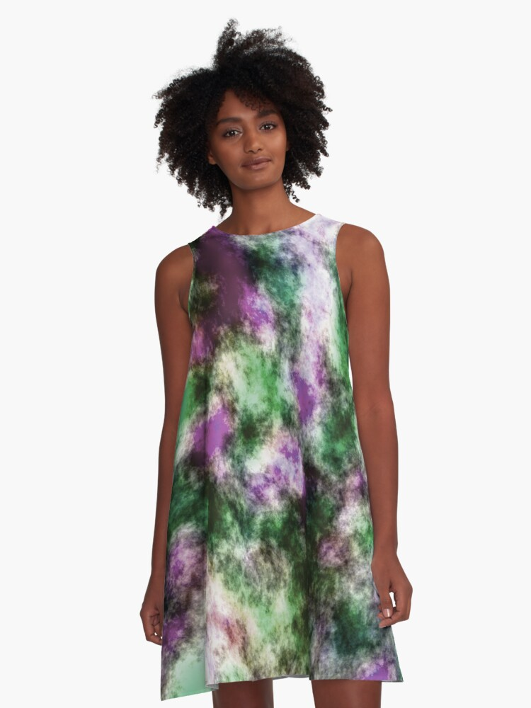 Stand Out In The Crowd NOW 9. A-Line Dress Front
