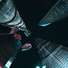 City Upside Down by livelybugs