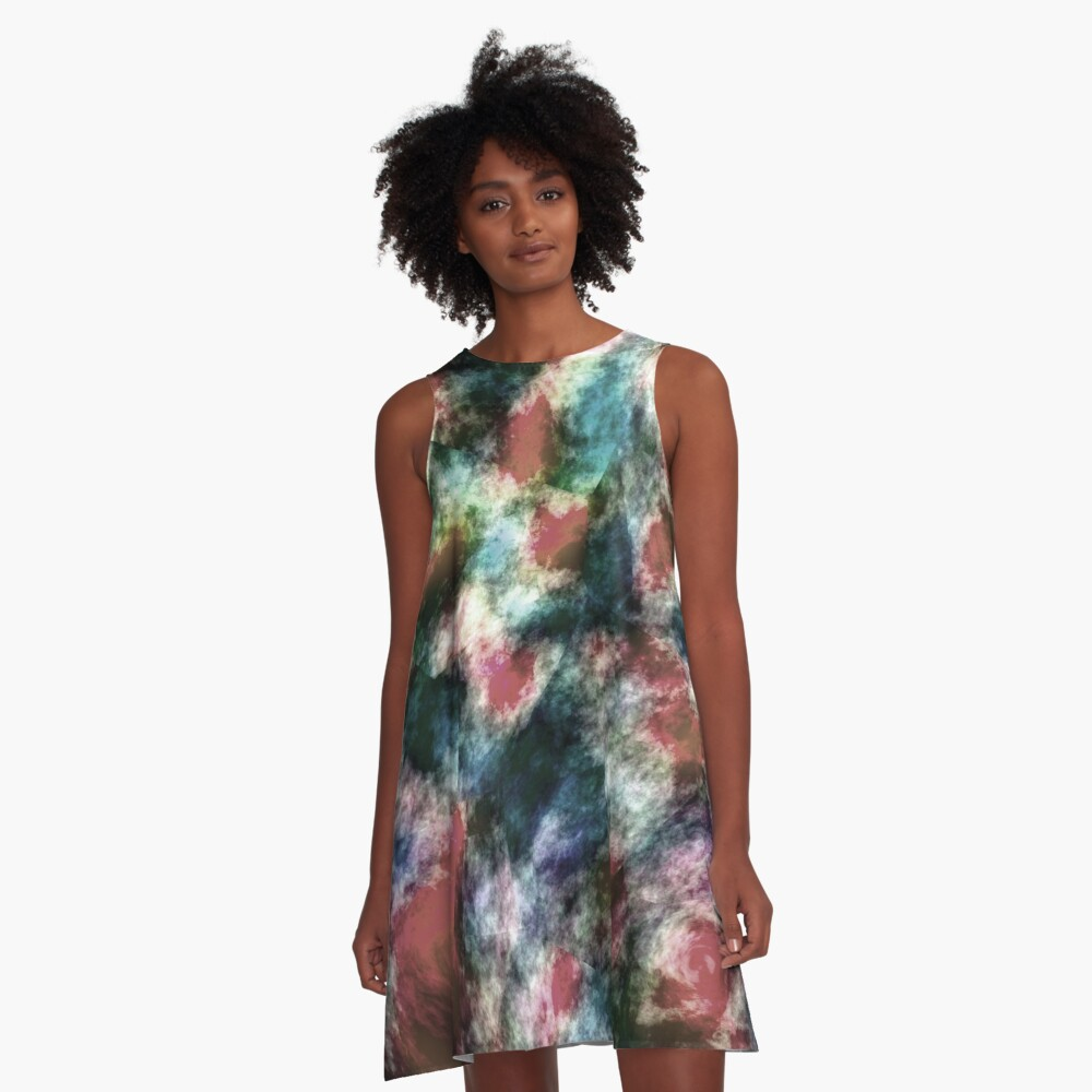 Stand Out In The Crowd NOW 11. A-Line Dress Front