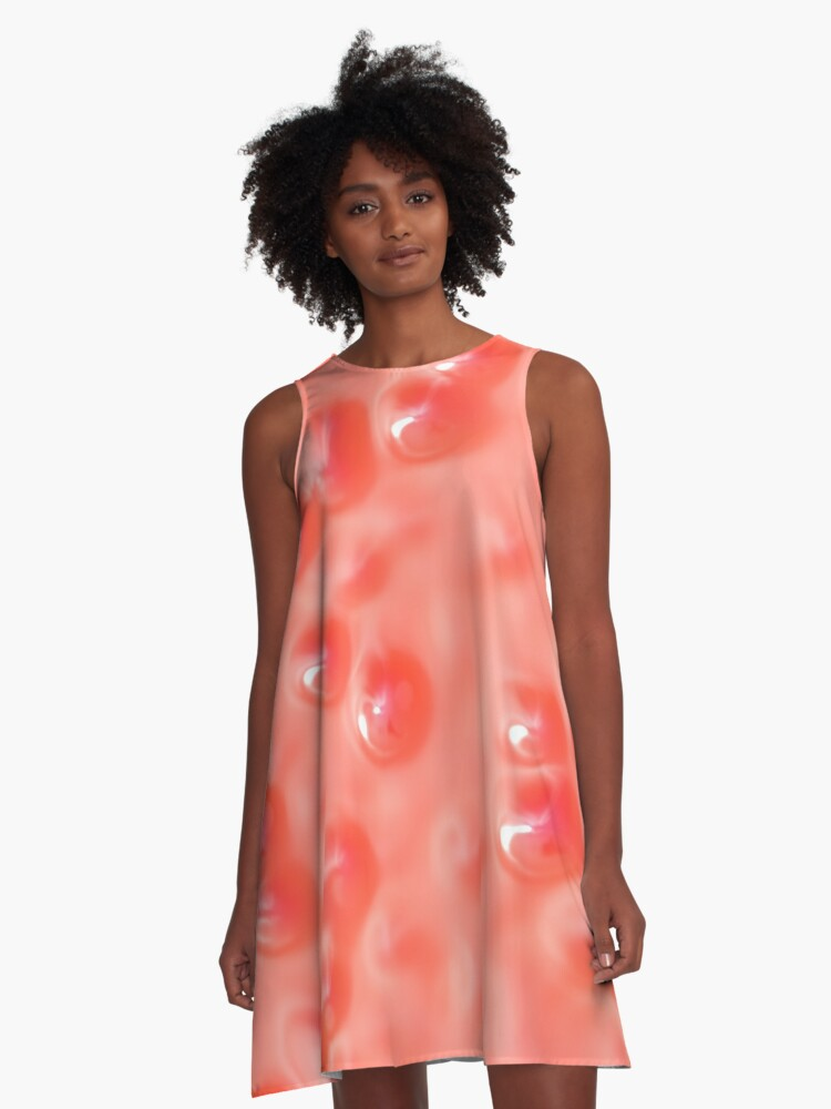 Stand Out In The Crowd NOW 12. A-Line Dress Front