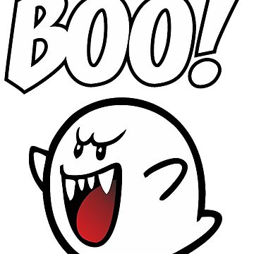 BOO by hermanbrittany