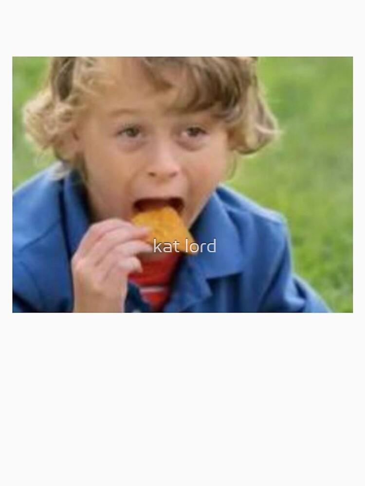 Wyatt Oleff eating doritos by NaomieTalon39