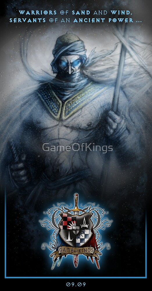 Game of Kings, Wave Six Preview - the White King-Rook's Pawn by GameOfKings