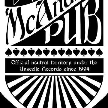 Mcanallys pub by Jakeantile