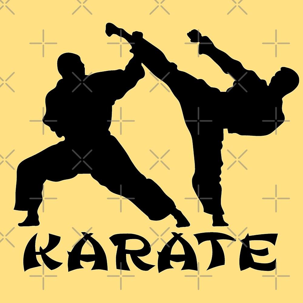 karate by Sibo Miller