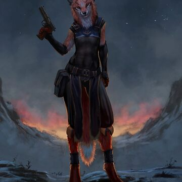 Fox by goodwolf