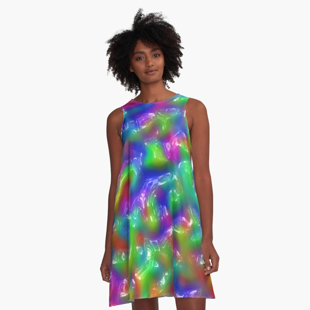 Stand Out In The Crowd NOW 20. A-Line Dress Front