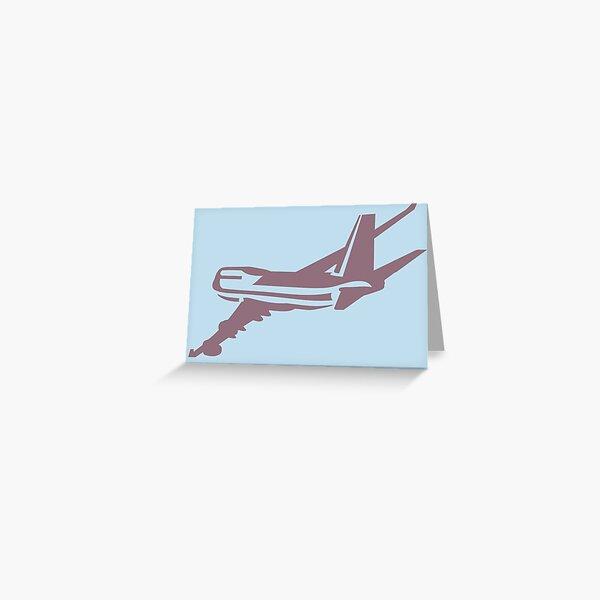 Boeing-747 Greeting Card