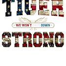 Louisiana Strong United USA Ehrfürchtiges Design Geschenk American Pride von djpraxis