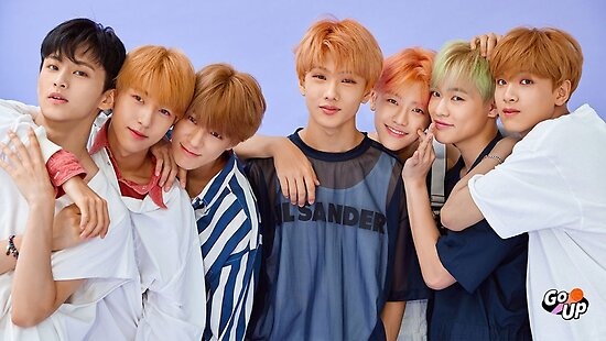 NCT DREAM (엔시티 Dream) Go Up by dreamingxoxo