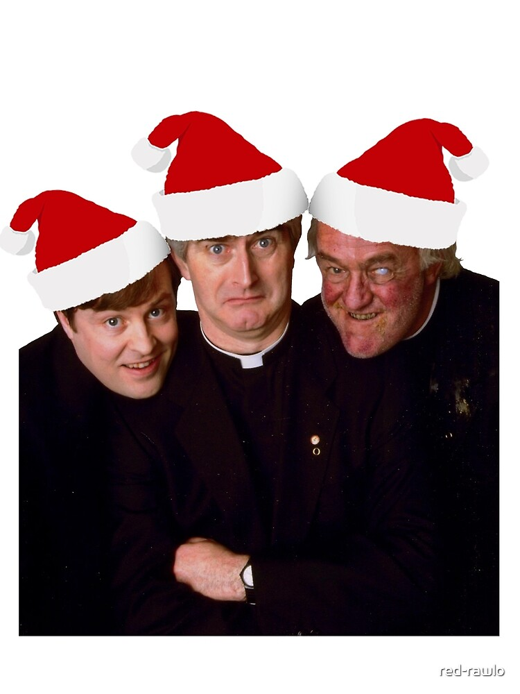 Father Ted - Christmas Special by red-rawlo