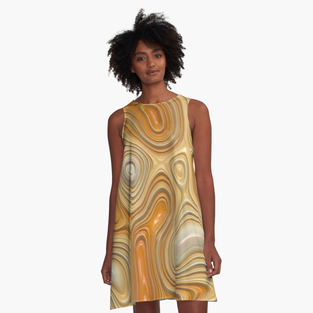 Stand Out In The Crowd NOW 25. A-Line Dress Front