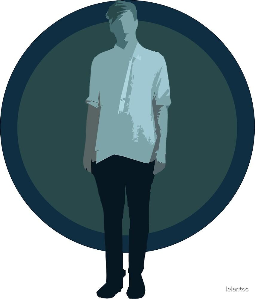 Simple George (Blue) by lelantos