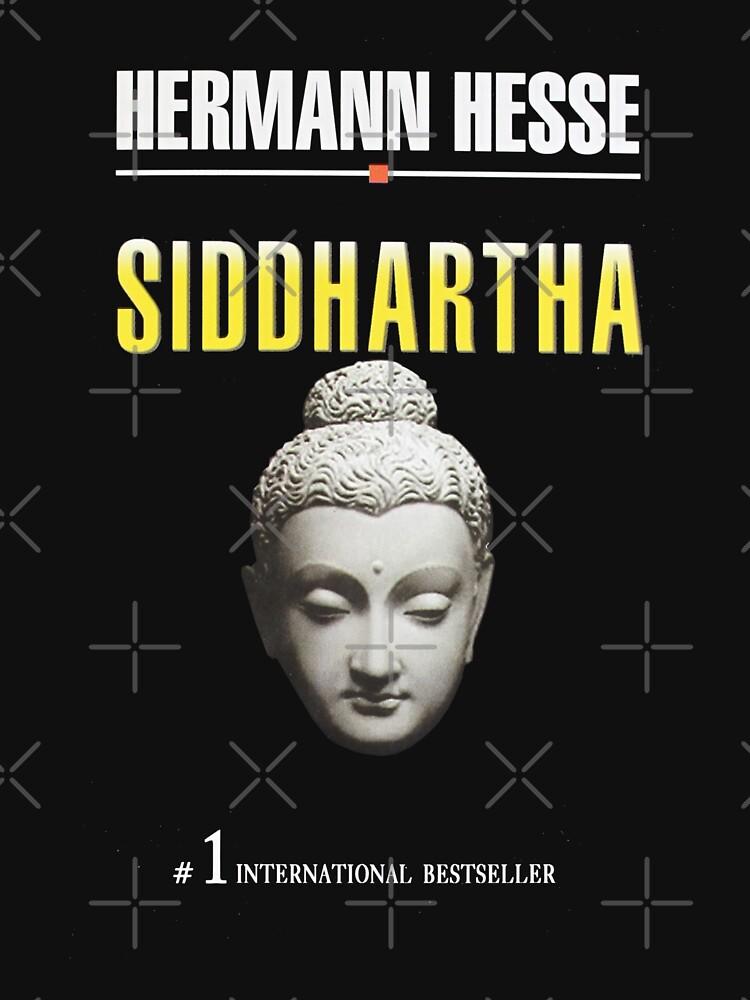 Siddartha Hermann Hesse Cover by buythebook86