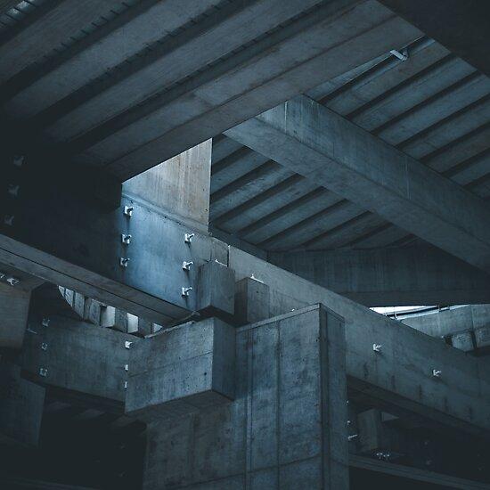 Cold Concrete by sononek0