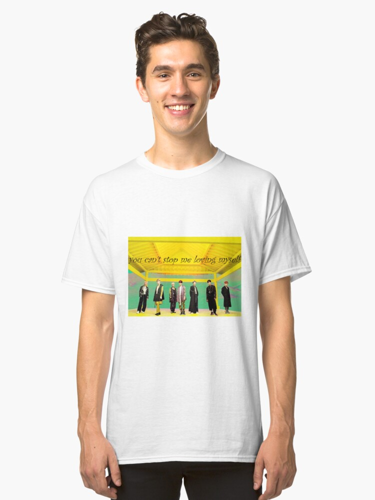 BTS- Idol (LY: Epiphany) Classic T-Shirt Front