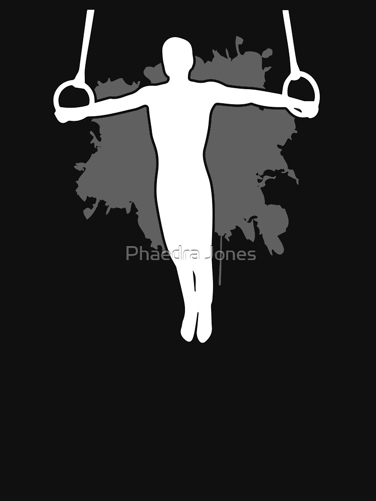 Gymnastics Rings Mens Unisex Shirt by Top10Merch