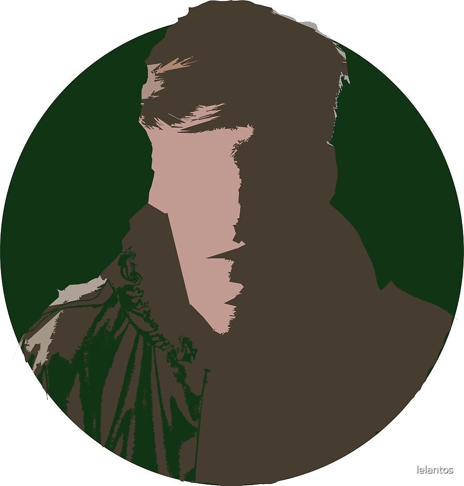 Simple George (Green) by lelantos