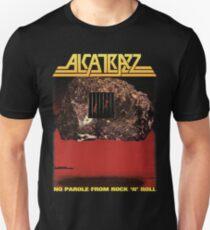 Alcatrazz Malmsteen 1984 Slim Fit T-Shirt