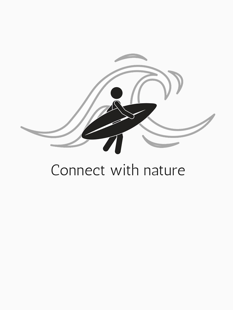 Connect with nature  by veganchickpea