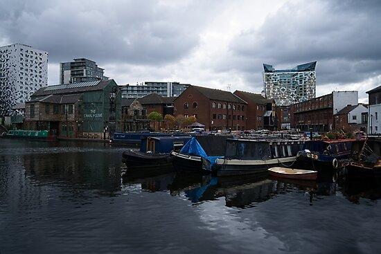 Regency Wharf Birmingham by rawshutterbug