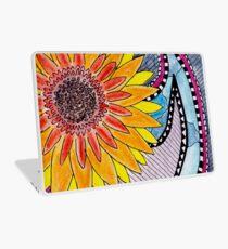 Santana's Sunflowers Laptop Skin