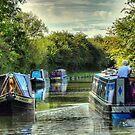 Narrowboat Classix - Foxton by SimplyScene