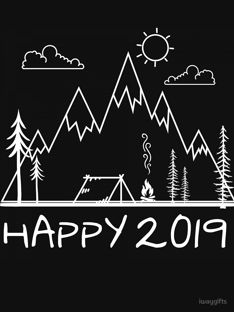 Happy 2019 by iwaygifts