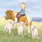 Little Lambs by Amanda Francey