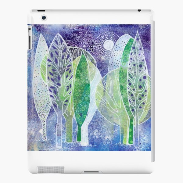 The Purple Forest iPad Snap Case
