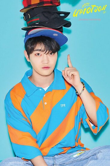 UP10TION (업텐션) '2018 Special Photo Edition' - Bit-to by dreamingxoxo