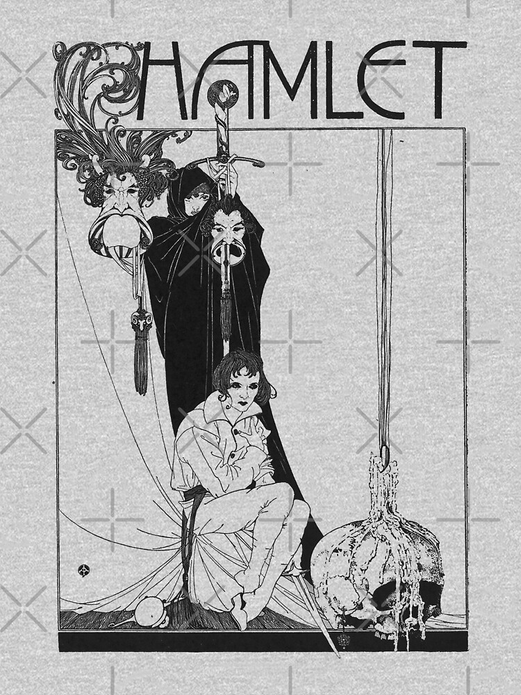 Hamlet William Shakespeare Cover by buythebook86