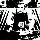 Buster Keaton by Icarusismart