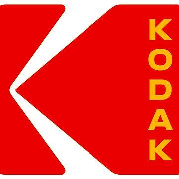 2000s Kodak logo by byruit