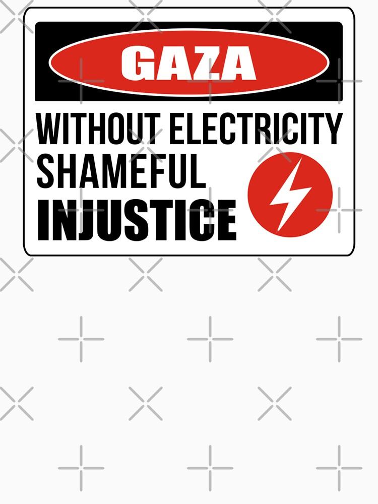 GAZA Without Electricity | Shameful Injustice by CarlosV