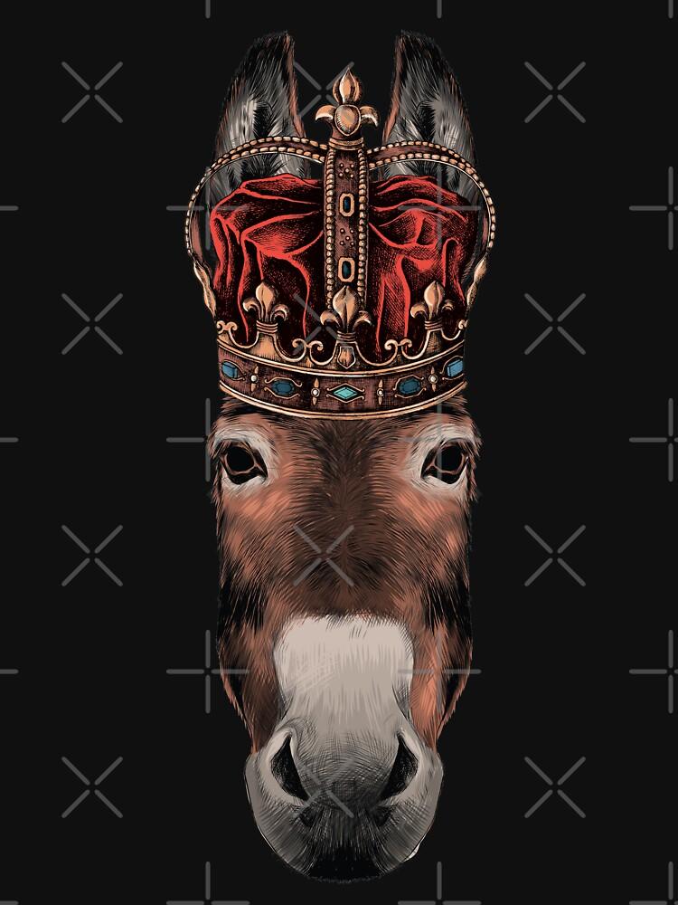 Donkey King by fadibones