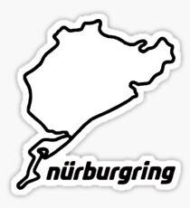 Pegatina Nurburgring